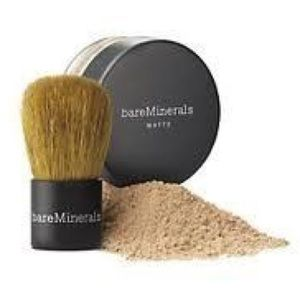 🆕 Bare Minerals Mini Medium Tan Original 2pc